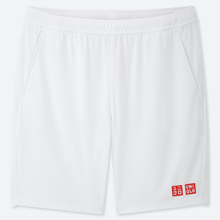 MEN DRY SHORTS (KEI NISHIKORI 19FRA), WHITE, large