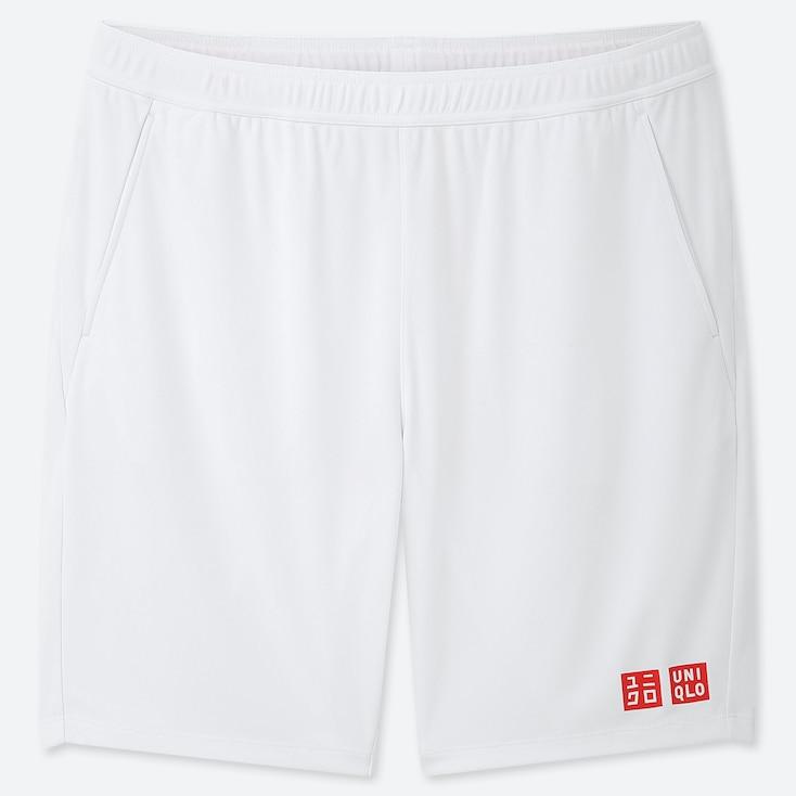 MEN DRY SHORTS (KEI NISHIKORI 19FRA), WHITE, large