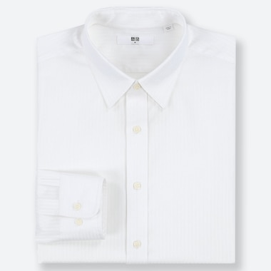 MEN EASY CARE DOBBY REGULAR FIT SHIRT (REGULAR COLLAR)