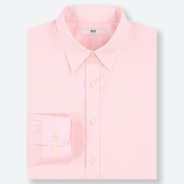 MEN EASY CARE CHECKED REGULAR FIT SHIRT (REGULAR COLLAR)