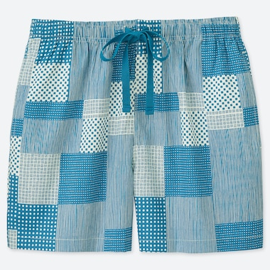 4b7c5bab569 WOMEN KAMAWANU COTTON KOMON PRINT RELACO SHORTS