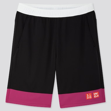 MEN DRY SHORTS (KEI NISHIKORI 19US), PINK, medium