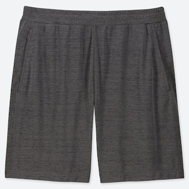 MEN DRY-EX SHORTS, DARK GRAY, medium