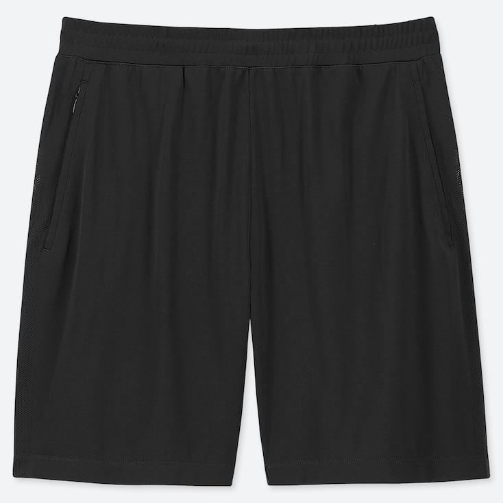 MEN DRY-EX SHORTS, BLACK, large