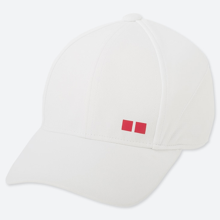 TENNIS CAP (KEI NISHIKORI) (ONLINE EXCLUSIVE), WHITE, large