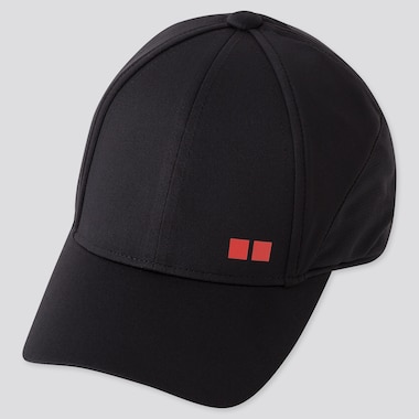 TENNIS CAP (KEI NISHIKORI 19US), BLACK, medium