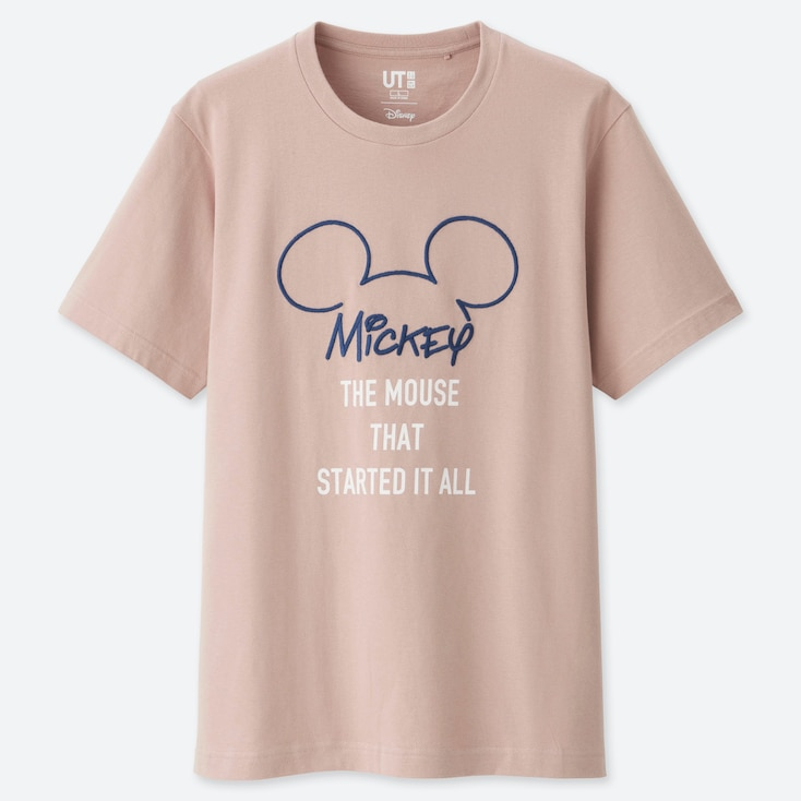UT CELEBRATE MICKEY T-SHIRT GRAPHIQUE HOMME