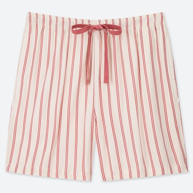 WOMEN RELACO STRIPED SHORTS