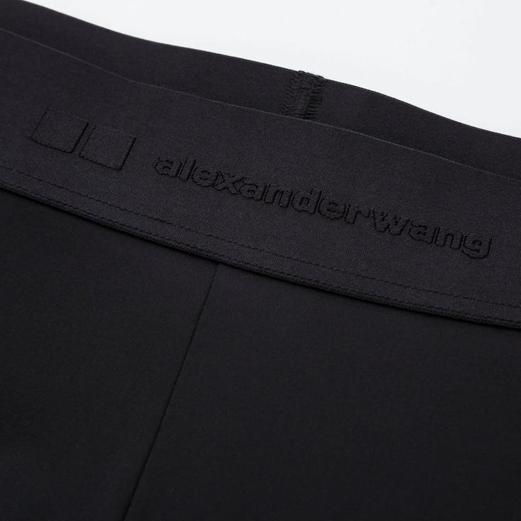 Women Airism Leggings (Alexander Wang), Black, Large