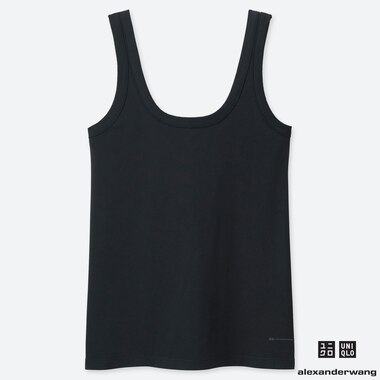 WOMEN ALEXANDER WANG AIRISM SEAMLESS SLEEVELESS VEST TOP
