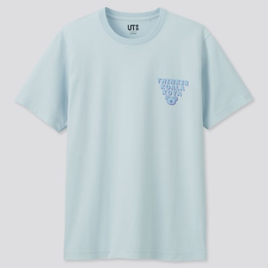 d894f984c ADULT UNIVERSTAR BT21 UT GRAPHIC T-SHIRT