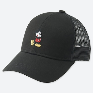 KIDS MICKEY STANDS MESH CAP