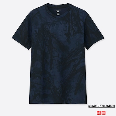 MEN DRY-EX CREW NECK SHORT SLEEVED T-SHIRT