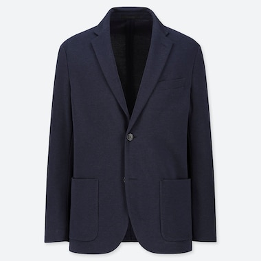 MEN COMFORT BLAZER JACKET