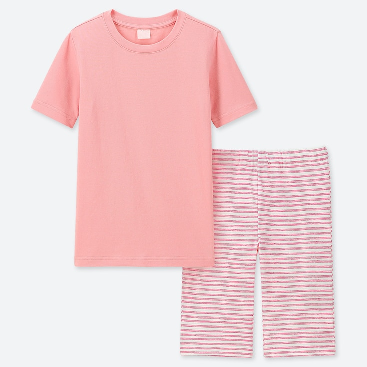 GIRLS DRY STRETCH SET, PINK, large