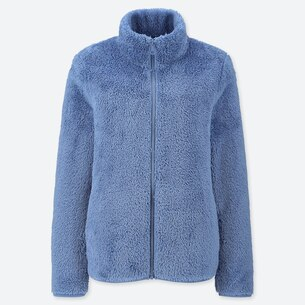WOMEN FLUFFY YARN FLEECE FULL-ZIP JACKET/us/en/women-fluffy-yarn-fleece-full-zip-jacket-418242.html