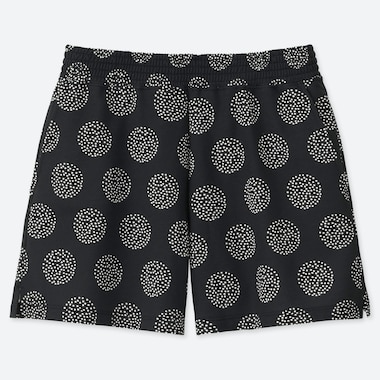 WOMEN Scandinavian SHORTS, BLACK, medium