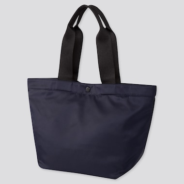 NYLON TOTE BAG, NAVY, medium