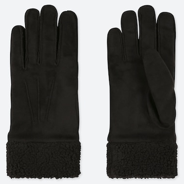 WOMEN HEATTECH SOFT TOUCH GLOVES