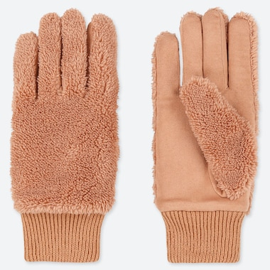 WOMEN HEATTECH FLEECE GLOVES