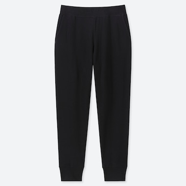 WOMEN ULTRA STRETCH PANTS, BLACK, medium