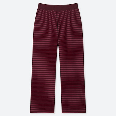 WOMEN ULTRA STRETCH PANTS, WINE, medium