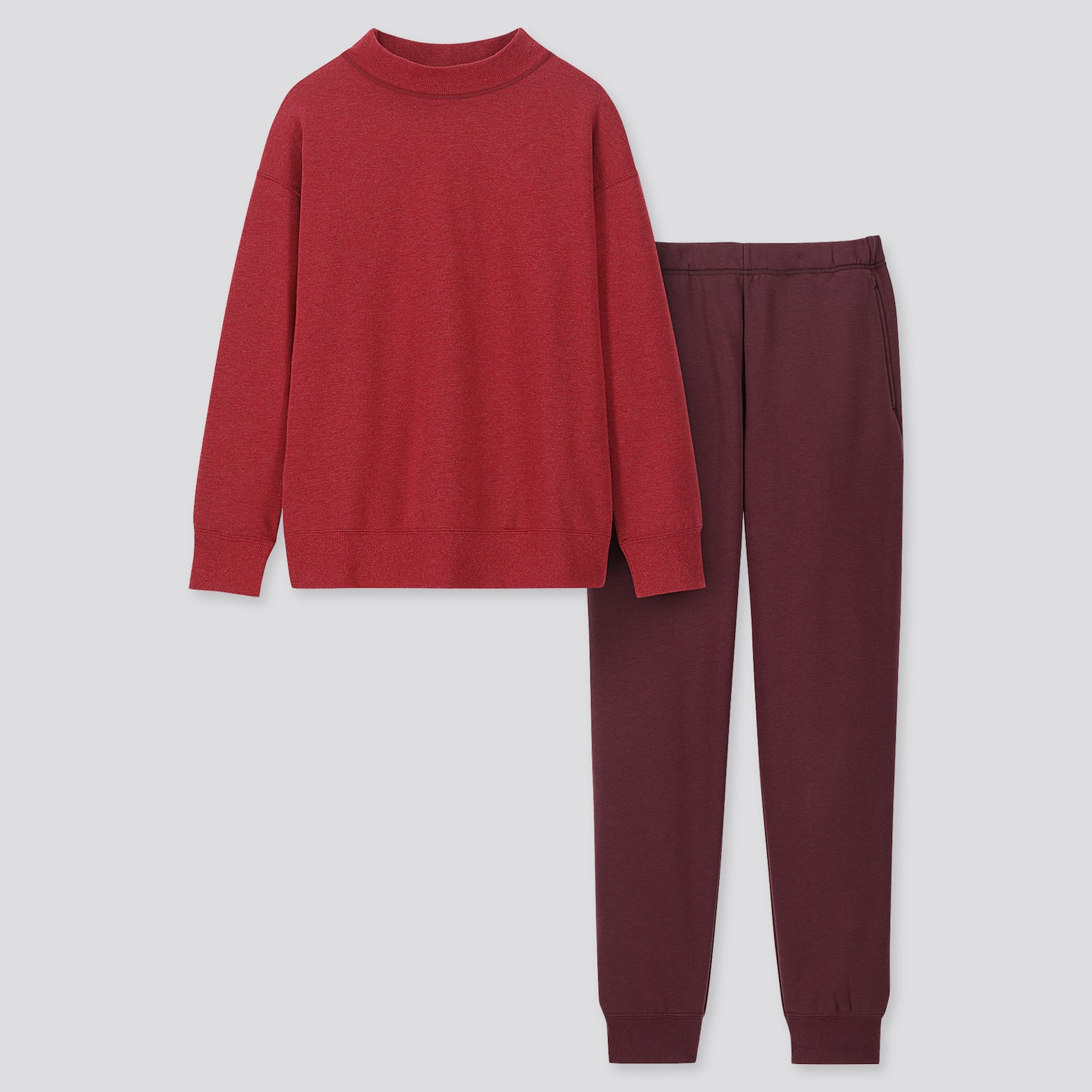 Extra Stretch Warm Long Sleeve Set by Uniqlo