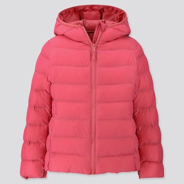 KIDS LIGHT WARM PADDED PARKA