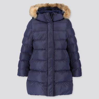 GIRLS WARM PADDED COAT