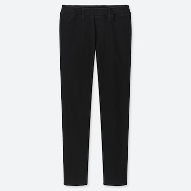 PANTALON ULTRA STRETCH COUPE SKINNY FILLE