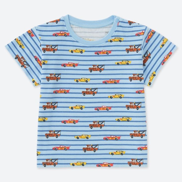TODDLER PIXAR VACATION UT (SHORT-SLEEVE T-SHIRT), BLUE, large