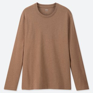 Soft Touch Crew Neck Long-Sleeve Shirt/us/en/418696.html