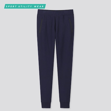 MEN DRY STRETCH SWEATPANTS, BLUE, medium