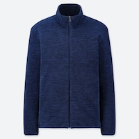 FLEECE LONG-SLEEVE FULL-ZIP JACKET