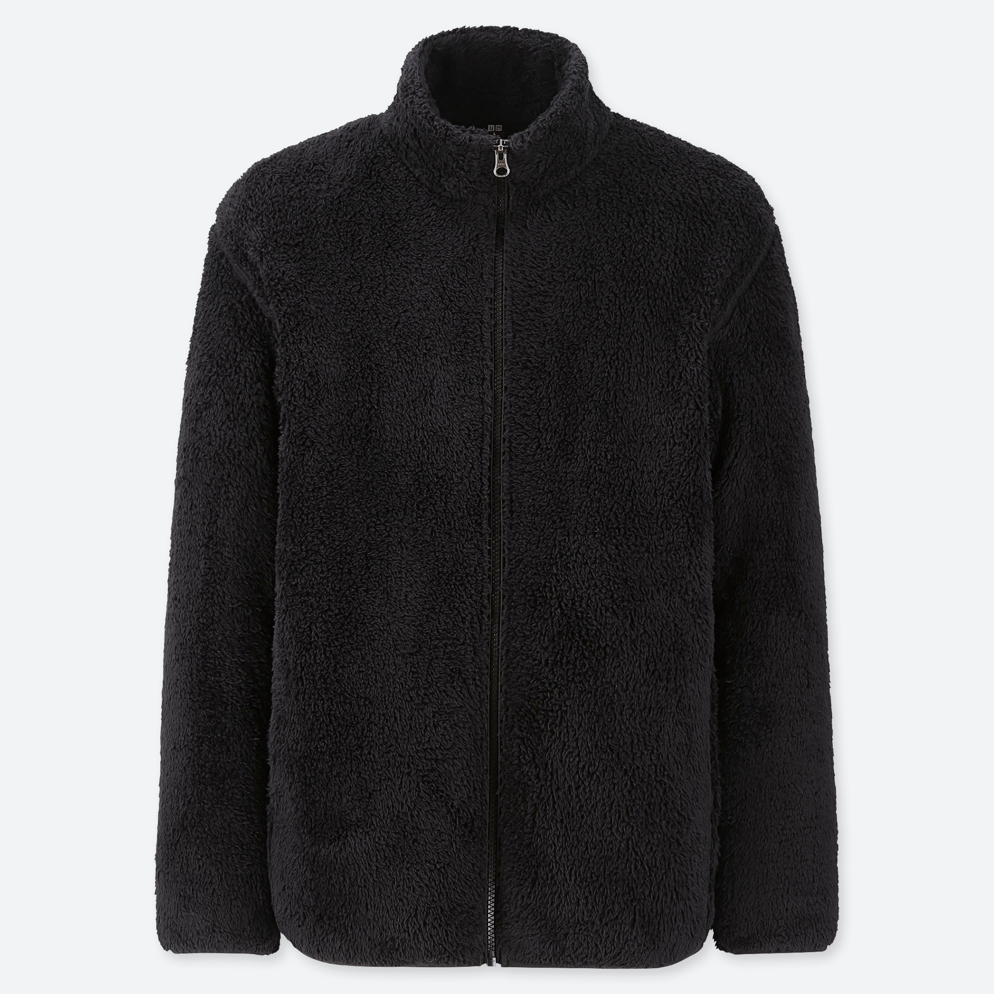 UK Mens Fleece Lined Hooded Hoodies Sweatshirt Jumper Pullover Warm Outwear Coat