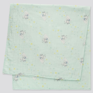 BABY DISNEY COLLECTION SWADDLE, LIGHT BLUE, medium
