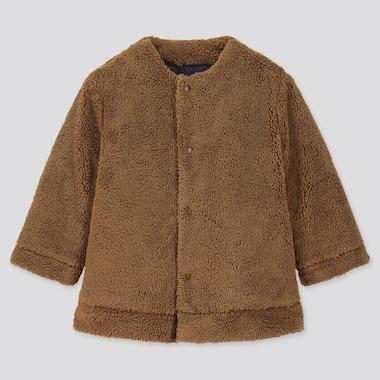 BABIES TODDLER WARM PADDED REVERSIBLE COAT