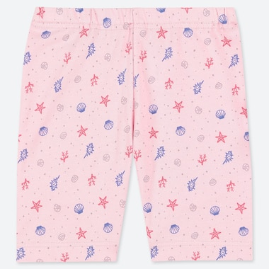 TODDLER DRY HALF LEGGINGS, PINK, medium