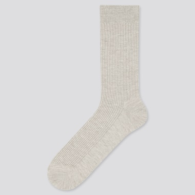 Men Color Socks, Gray, Medium