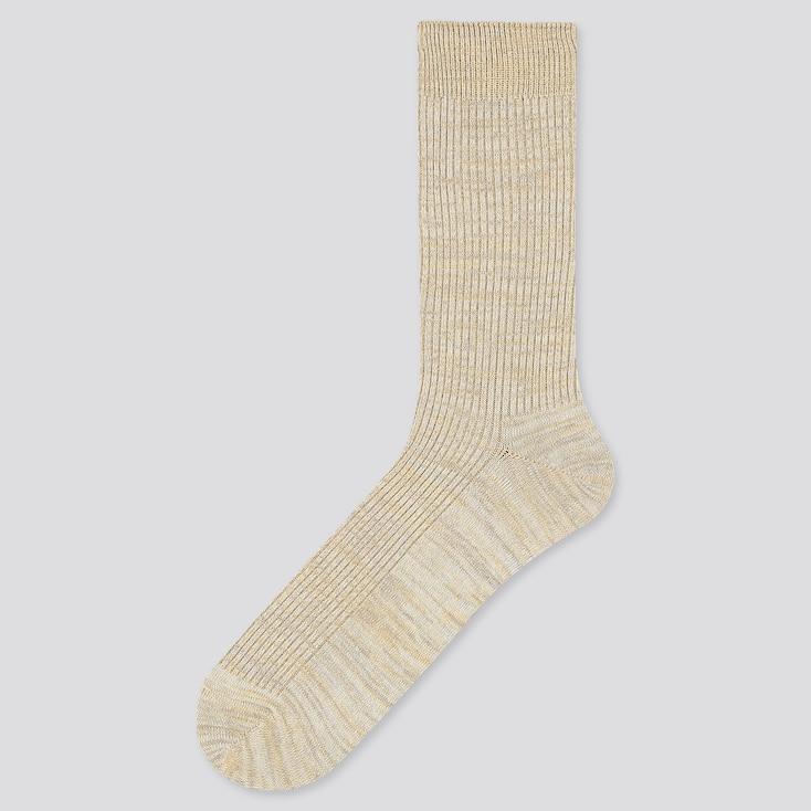 Men Color Socks, 90, Large