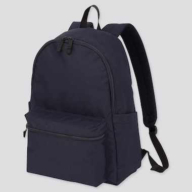 Backpack, Navy, Medium