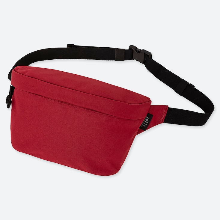 SINGLE STRAP BACKPACK, RED, large