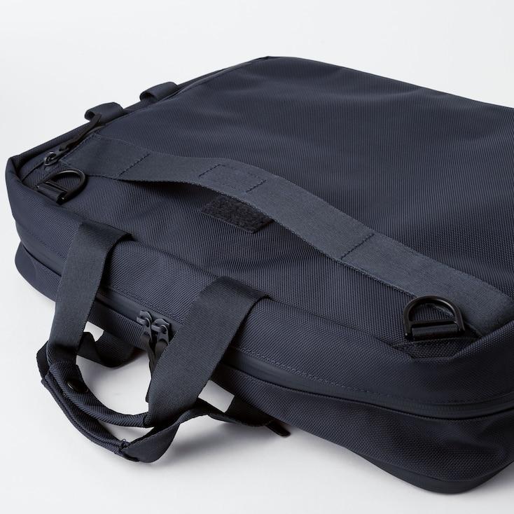 3-Way Bag, Navy, Large