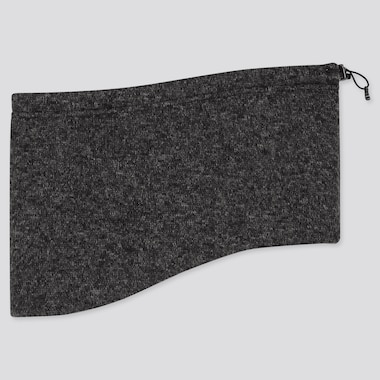 MEN HEATTECH KNITTED FLEECE NECK WARMER