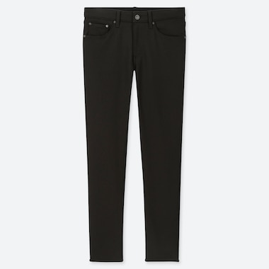 MEN EZY JEANS, BLACK, medium