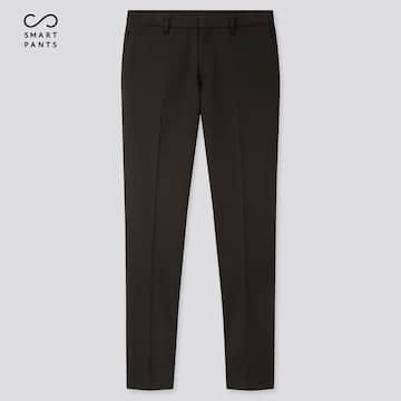 Pantalon Entretien Facile Stretch Coupe Slim Homme  (2) by Uniqlo