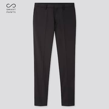 MEN EASY CARE STRETCH SLIM FIT TROUSERS