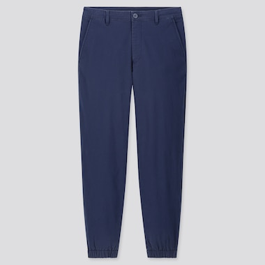MEN EZY JOGGER PANTS, BLUE, medium