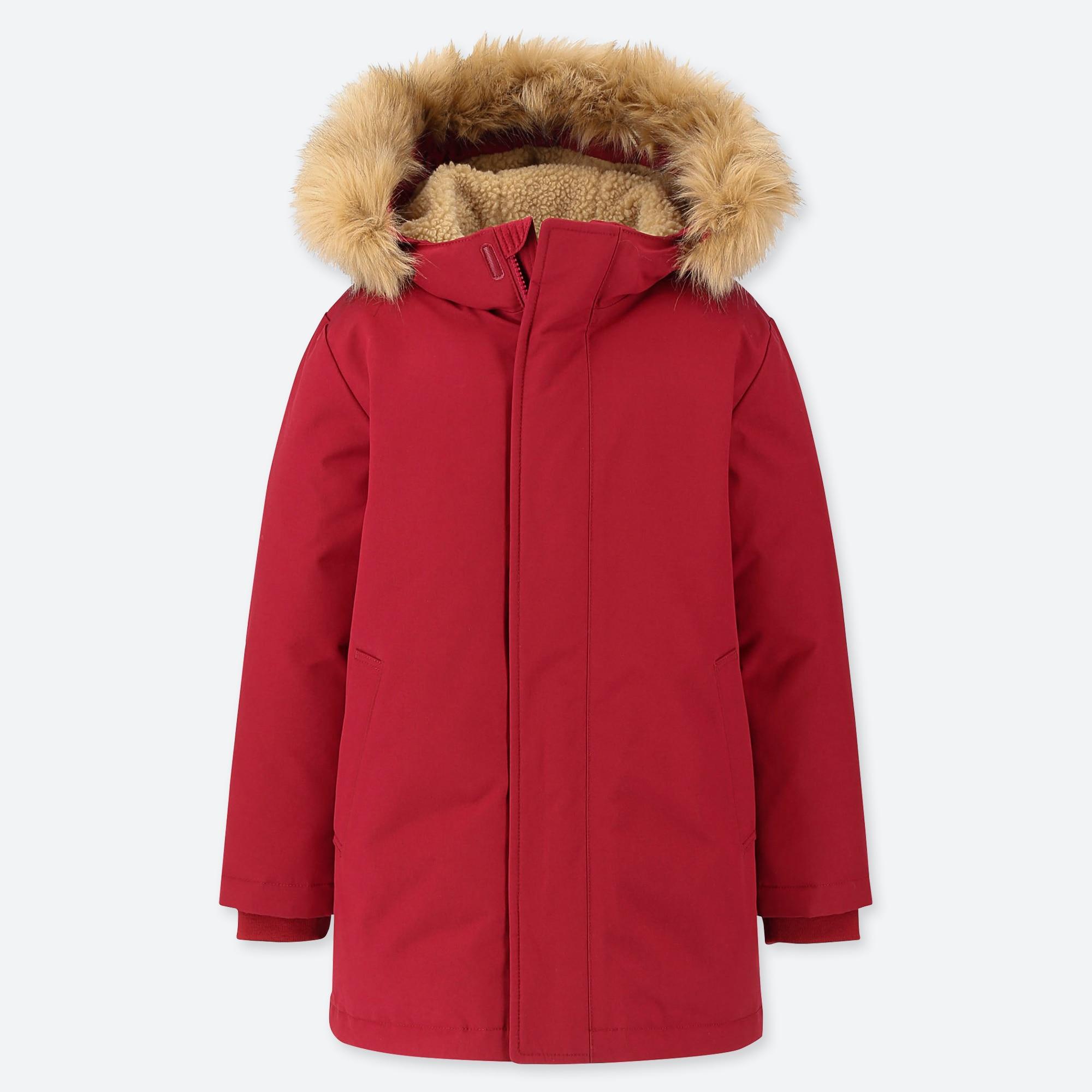 Manteau tres long et chaud femme