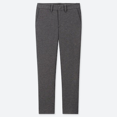 KIDS COMFORT PANTS, DARK GRAY, medium